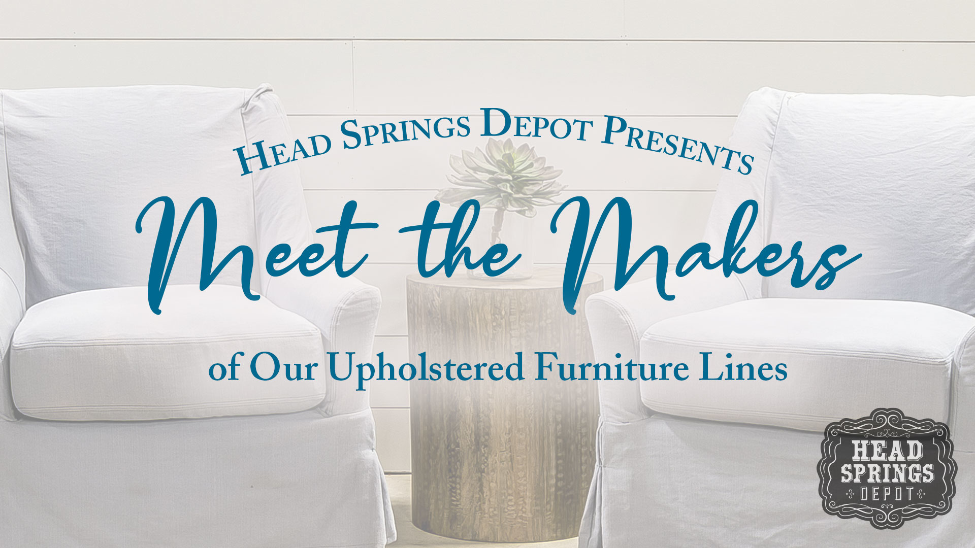 Meet the Makers of Our Upholstered Furniture Lines