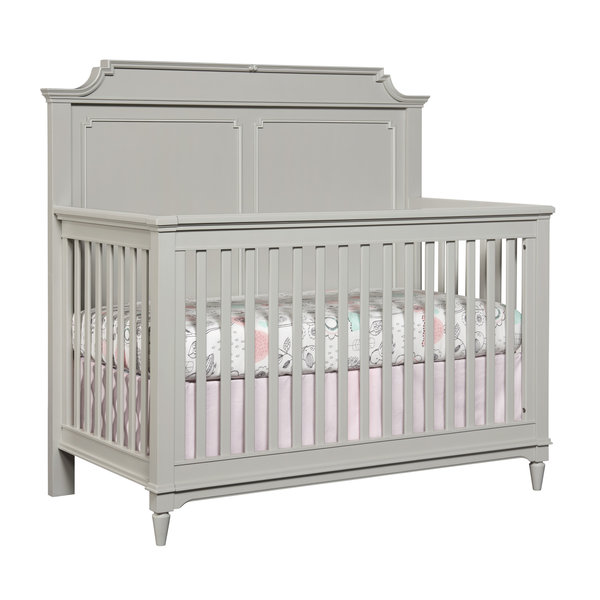 Stone & Leigh Furniture Clementine Court Built to Grow Crib Spoon Finish