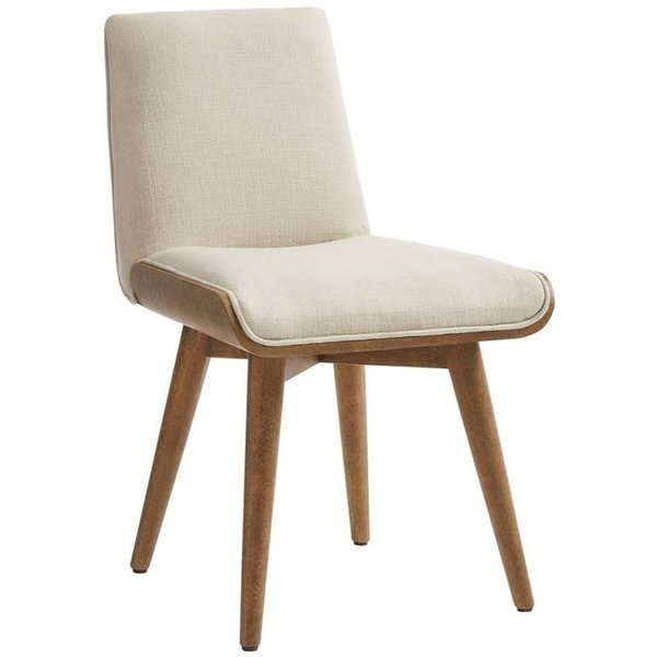 Stone & Leigh Furniture Driftwood Park - Modern Desk Chair in Sunflower Seed Finish