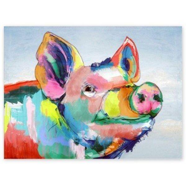 Barney The Pig CVTOP1919