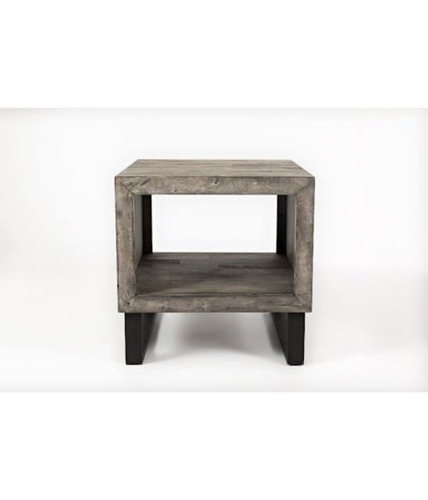 Jofran Mullholland Drive End Table