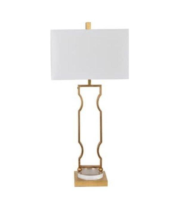 Crestview Carlisle Table Lamp
