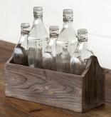 Park Hill Petite Boxed Bottle Centerpiece