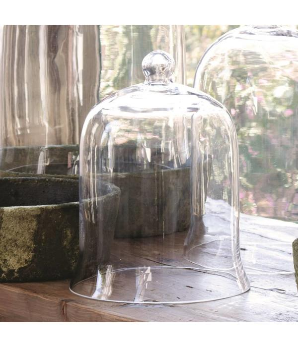 Park Hill Large Bell Jar 12.5'' X 9''