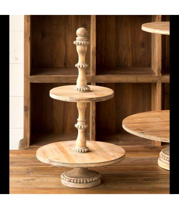 Park Hill Wooden Boutique Stand