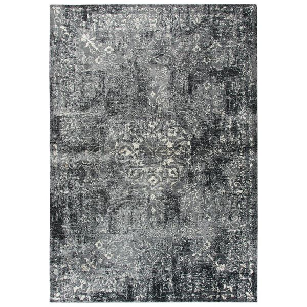 Rizzy Rug Panache PN6971 Gray / Black 5'3'' x 7'6''