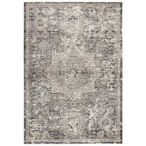 Rizzy Home Rizzy Rug Panache PN6977 Gray / Natural 7'10'' x 10'10''