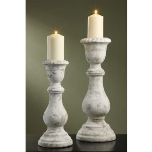 Newport Candle Holders Set of 2