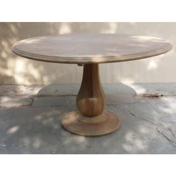 Pedestal Dining Table CG 53""