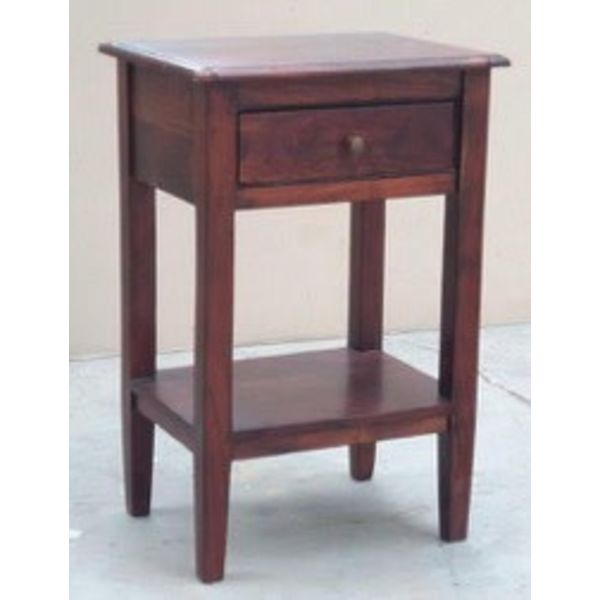 Shaker End Table Chestnut