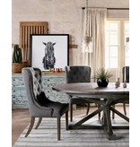 Four Hands Cintra Extensin Dining Table VCID-17-77 Custom Finish