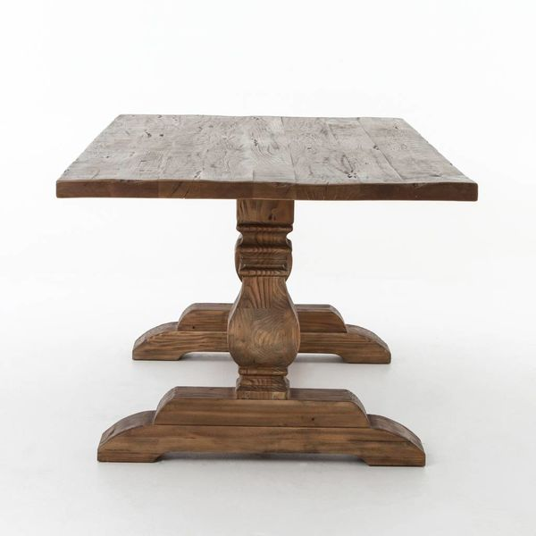Four Hands Durham Dining Table 110""