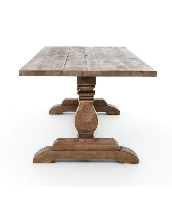 Four Hands Four Hands Durham Dining Table 87""