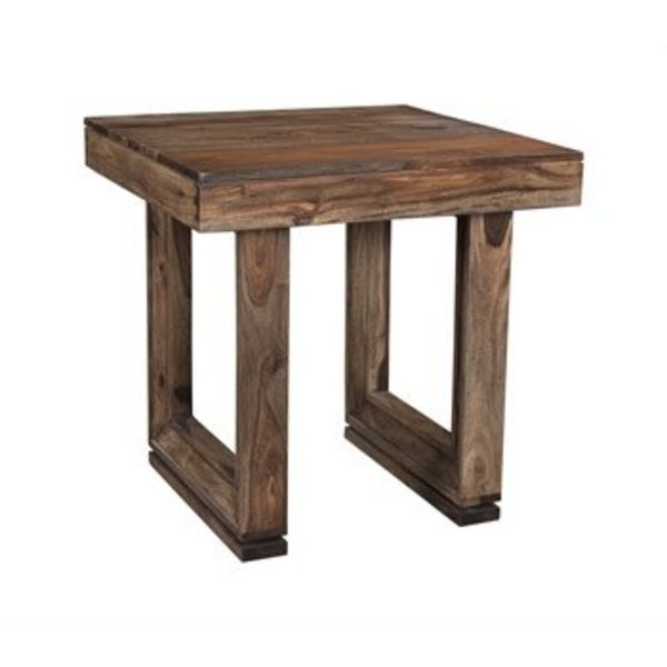 Brownstone Nut Brown End Table 98238