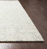 Rizzy Home Rizzy Rug Brindleton BR350A Green / Ivory 8x10