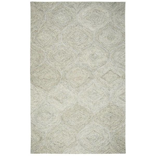 Rizzy Rug Brindleton BR363A Gray 5x8 (Clearance)