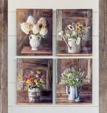 Park Hill Vintage Floral Still Life Giclee MB4375