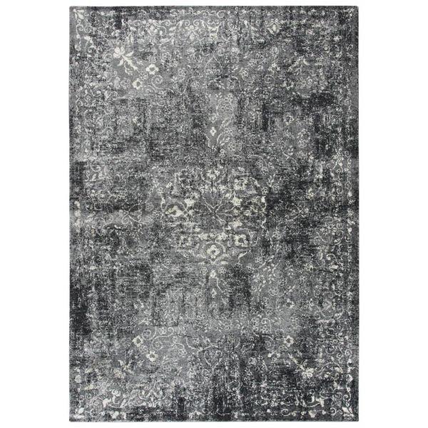 Rizzy Rug Panache PN6971 Gray / Black 7'10'' x 10'10''
