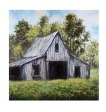 Crestview Country Scene Hand Painted Canvas CVTOP2260