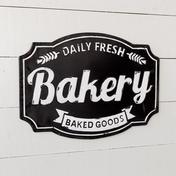 Daily Fresh Large Bakery Sign FH7332