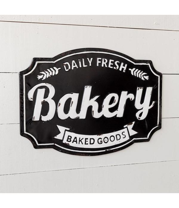 Park Hill Daily Fresh Large Bakery Sign FH7332