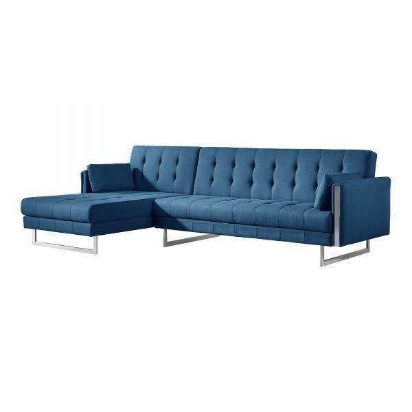 Palomino Sofa Bed Left Blue MT-1003-26-L