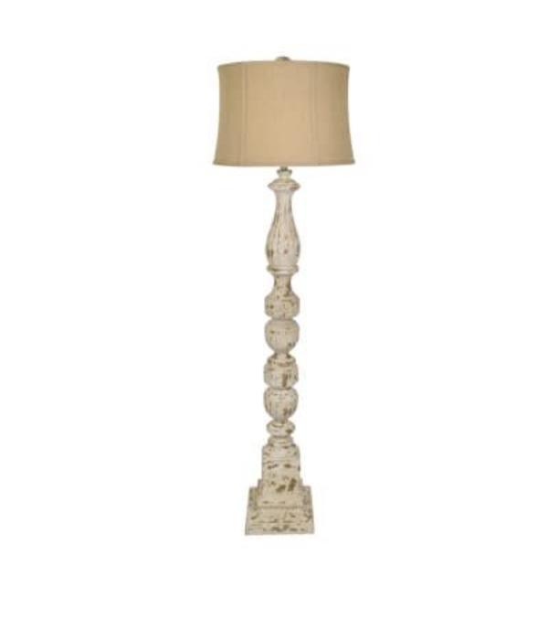 Crestview Bierstadt Floor Lamp CVAVP1151