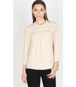 SB Frill Collar Top 9659