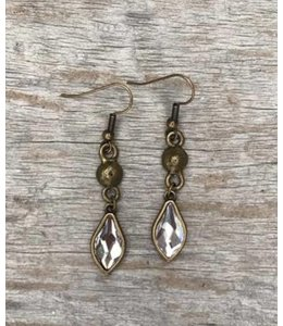 IDJ VF Teardrop Earring