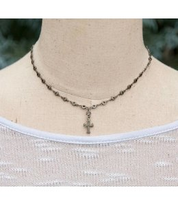 IDJ Joy Cross Necklace