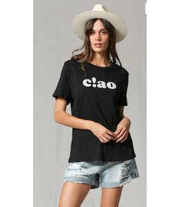 BT Ciao Graphic Tee 403