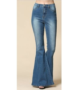 Shoe Shi Bell Bottom Jeans 118
