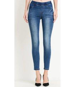 Shoe Shi Elastic Skinny Jean 548