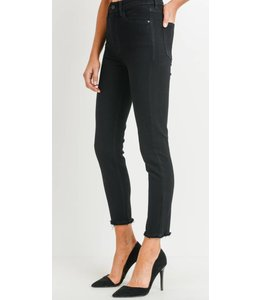 Shoe Shi High Frayed Skinny 186