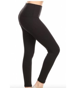 Shoe Shi High Waisted Solid Leggings 128