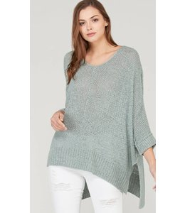 WL Oversized Sweater 0840