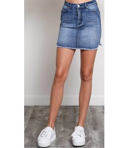 Shoe Shi Denim Skirt 9047
