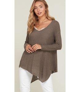 WL Asymmetrical Sweater 1185