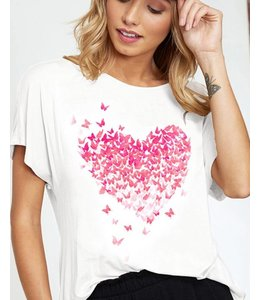 Shoe Shi Heart of Hearts Top 8393