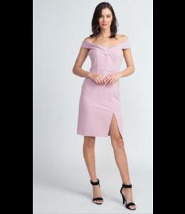 MT Off The Shoulder Dress 9829
