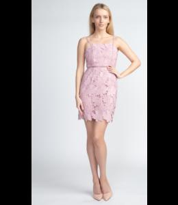 MT Floral Crochet Dress 9717