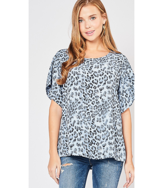 c13317b2fd38 Leopard Print Top 4482 - Shoe Shi Boutique