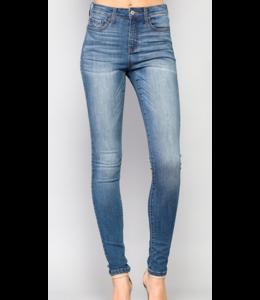 Verte High Waisted Stretch Skinny Jeans 106