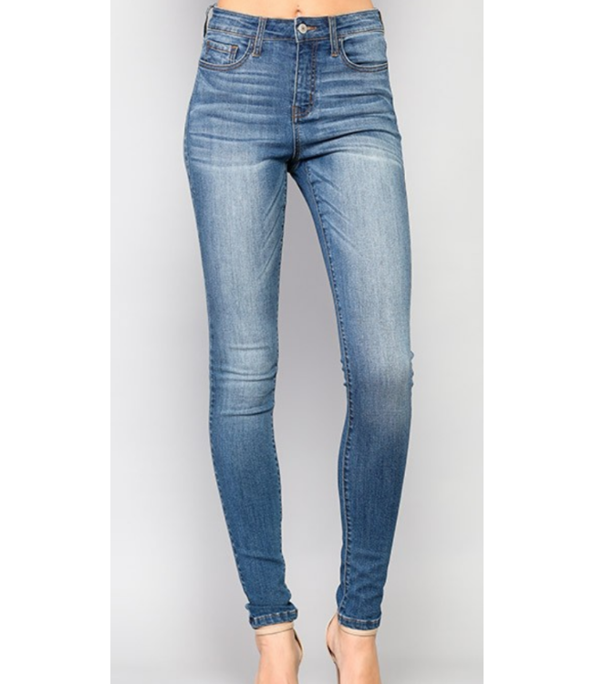 31e3a78925b0 High Waisted Stretch Skinny Jeans 106 - Shoe Shi Boutique