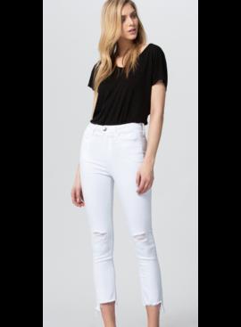 Verte High Rise Distressed Jeans 437