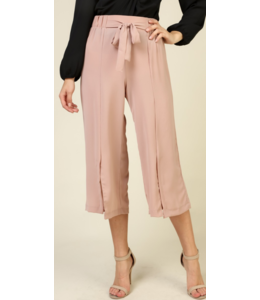 TC Front Tie High Waisted Pants 66638