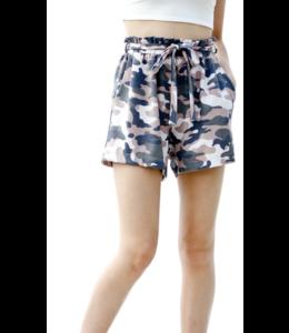 MS Camo Knit Shorts 4147