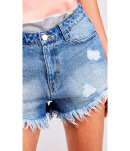 PLC Rip It Denim Shorts 80176