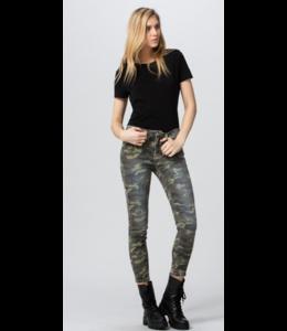 Verte Mid Rise: Crop Skinny Jeans 355