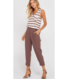 WL Front Button Dress Pants 1116